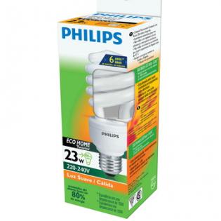 philips eco home 23w 220v